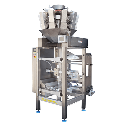 RPS Vertical Flow Wrapper With Multihead Weigher